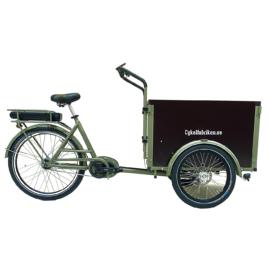 Cykelfabriken Bakfiets Klassisk