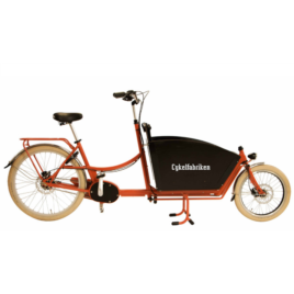 Cykelfabriken Bakfiets Lång