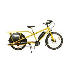 Hyr långcykel
