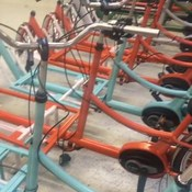 Bakom kulisserna hos Cykelfabriken