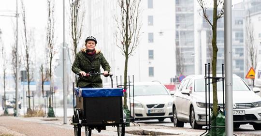 Hur arbetsgivare kan underlätta för sina medarbetare att ta cykeln till jobbet