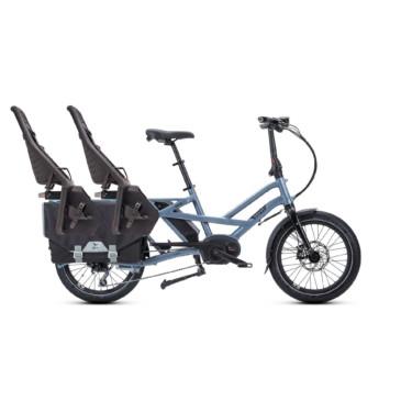Tern GSD S10 silverblå – Nu tillgänglig för snabb leverans