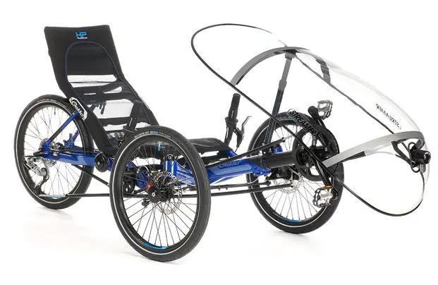 Faltbares-Dreirad-Trike-Gekko_fx_20-mit-Wetterschutz-Streamer (1)
