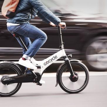 Elektriska vikcyklar från Gocycle