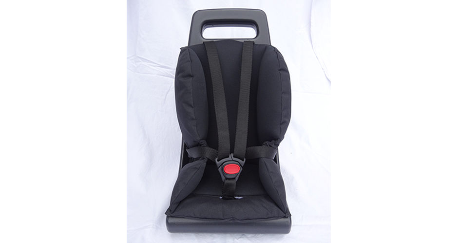 Black-seat-support