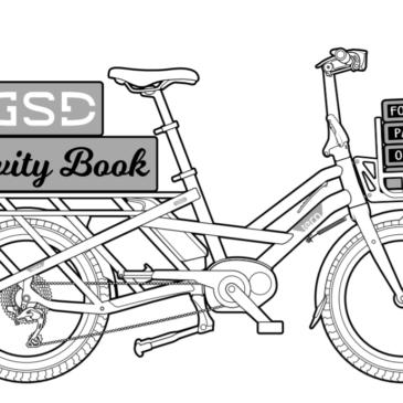 Tern GSD: måla eller uppleva
