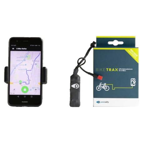 GPS tracker elcykel