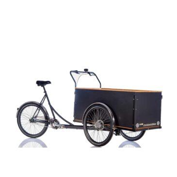 Christiania cykel för förskola