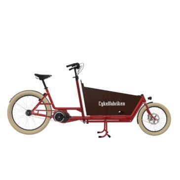 Cykelfabriken Bakfiets 2020