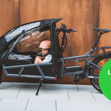 Lastcykelfestival i Håga 2021