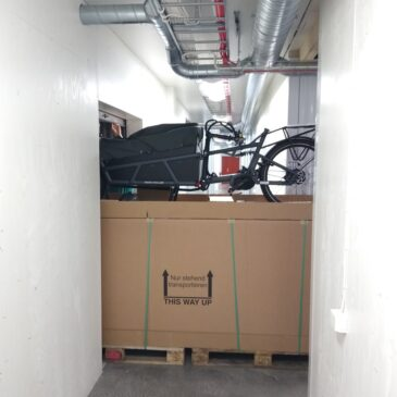Riese&Müller Load 75 i lager